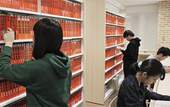 図書資料室イメージ写真