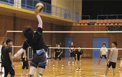 体育・バレーボール大会イメージ写真